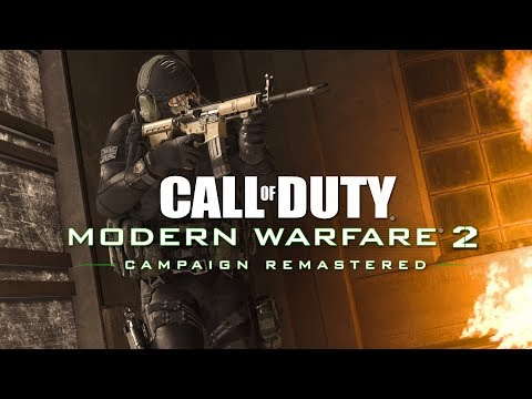 Call of Duty®: Modern Warfare® 2 Campaign Remastered - Official Trailer