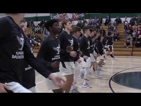 Templeton High School Boys Basketball Intro