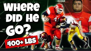 What Happened to the 400 Pound High School Runningback?
