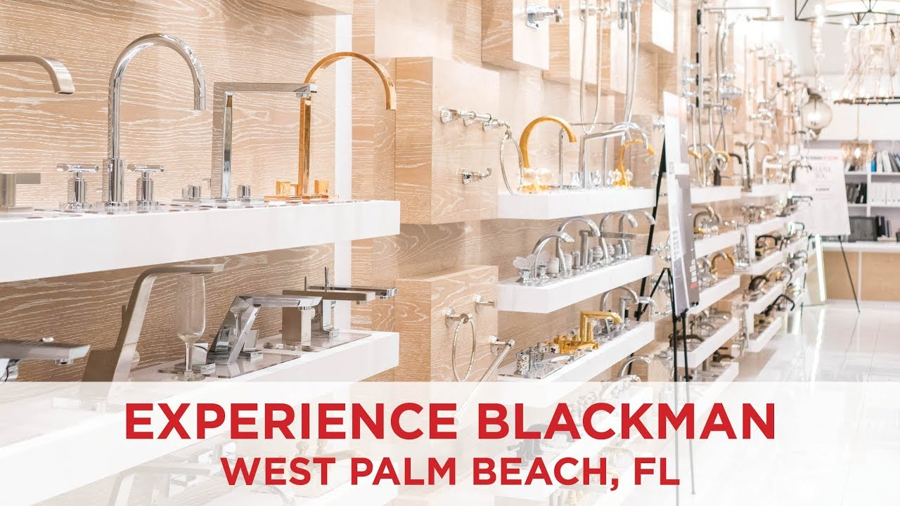 Welcome to Blackman Plumbing Supply of West Palm Beach