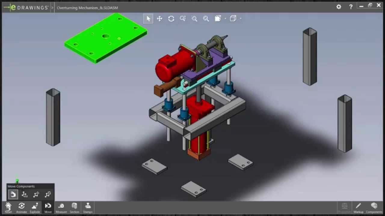 SOLIDWORKS 2015 What's New - eDrawings