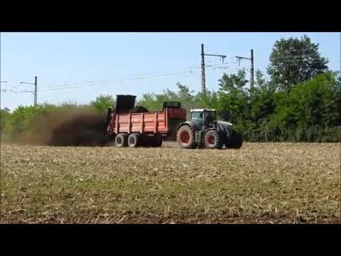 [Nikon / Gopro] Epandage de compost