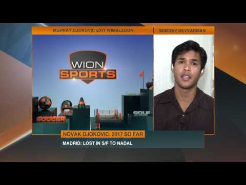 Somdev Devvarman on Murray's and Djokovic's troublesome campaign