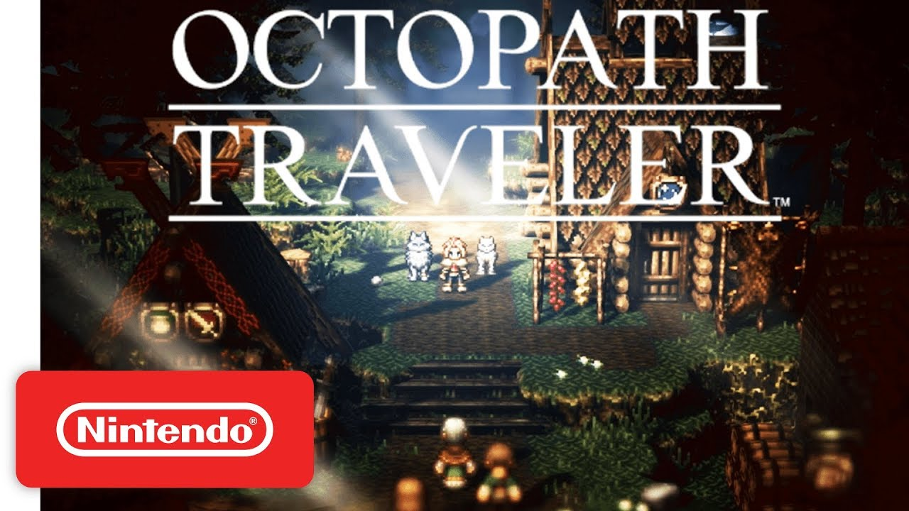 Octopath Traveler (Switch) REVIEW - Essential For SNES RPG Fans