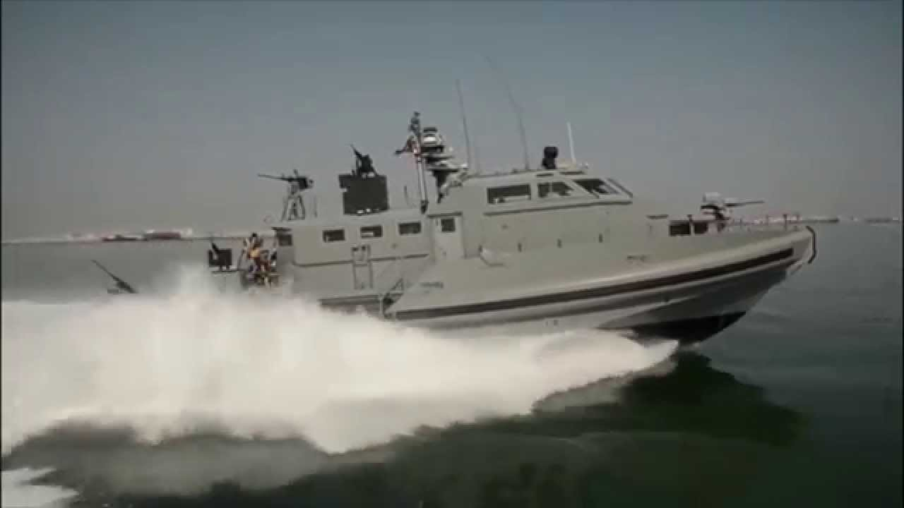 Mark Vi Patrol Boat Coastal Riverine Force Us Navy At