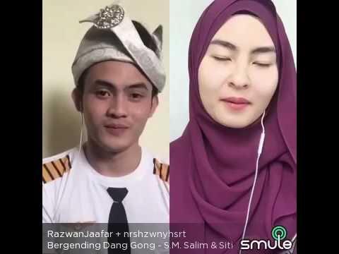 Bergending Dang Gong - Razwan Jaafar & Wany Hasrita
