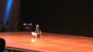 Shishigin Anton. Russia. IM. Aerobic Gymnastics. 2008
