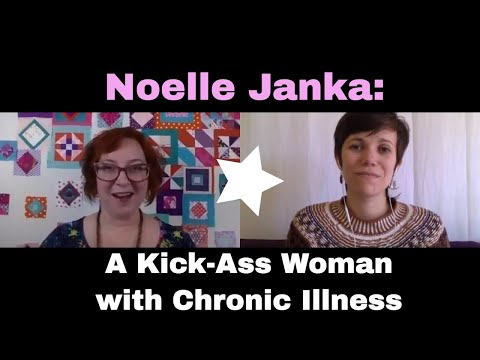 Noelle Janka: Despite Chronic Illness, She's Created a Solid Business That Helps Others