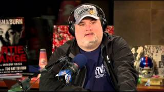 """All I Want To Do Is Pleasure Myself"" - Artie Lange"