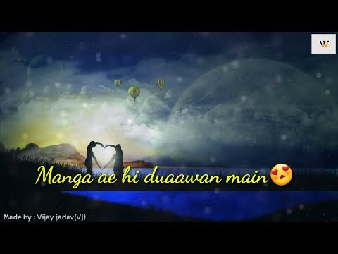 Manga Yahi Duawa Main Female Version | Whatsapp Status | Best New Whatsapp Status