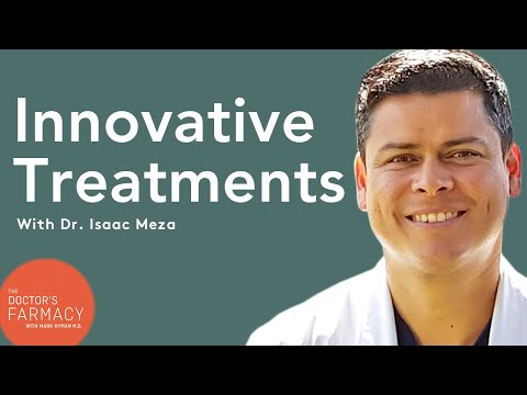 Innovative Treatments for Chronic Disease Not Available in the US with Dr. Isaac Meza