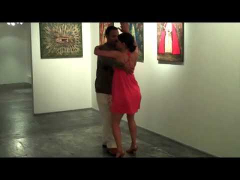 Sita Frederick & Carlos Mateu Dancing El Son Cubano