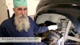 Особенности штатных пружин УАЗ Патриот