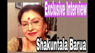 sakuntala barua_film acress_interview by sanjay sinha