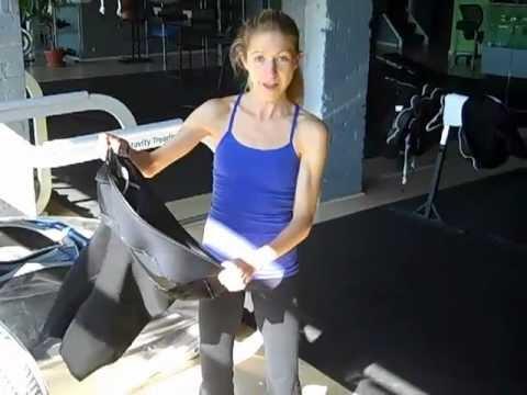 INJURY FREE RUNNING. How the ANTI GRAVITY Treadmill WORKS.