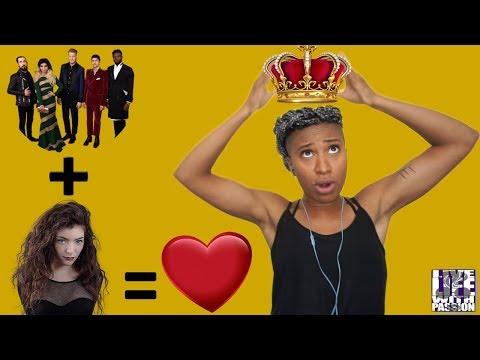 Royals - Pentatonix (Lorde Cover) REACTION