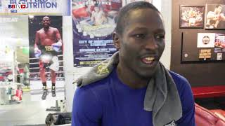 PROSPECT WATCH: MALAM VARELA - SALFORD CITY BOXING ACADEMY