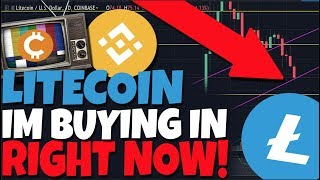 ATTENTION: Litecoin Retraces, THIS IS HUGE - I'm Buying More (Binance Coin Analysis)