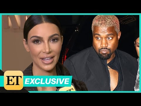 Kim Kardashian Says Kanye West Was Using Phone to Take Notes During 'The Cher Show' (Exclusive) Mp3