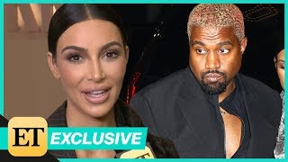 Kim Kardashian Says Kanye West Was Using Phone to Take Notes During 'The Cher Show' (Exclusive)