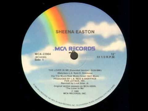 Sheena Easton The Lover In Me (Extended Version)