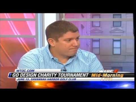 GoDesign Inc on Mid Morning Live WTOC TV Savannah, Beaufort, SC, News,  Weather Sports2