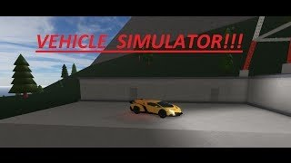 *NEW* Unlimited Money GLITCH! | Vehicle Simulator ROBLOX