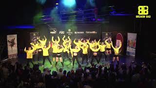 Breakin' Bad 2018 | New Borns | STREET DANCE CHOREOGRAPHY CONTEST KIDS