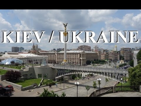 Ukraine/Kiev/Kyiv (Independence (Maidan) Square Part 13