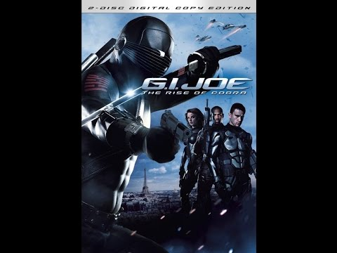G I  Joe Rise Of Cobra Trailer