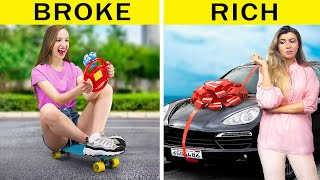 Rich Students vs Broke Students