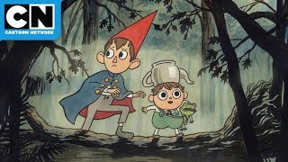 Over The Garden Wall | Storybook | Cartoon Network