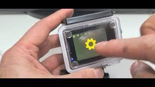 액션캠 /액션카메라 BOANCAM-A1 기본 사용법