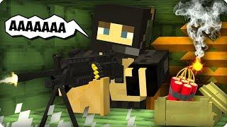 Последний выживший военный [ЧАСТЬ 49] Зомби апокалипсис в майнкрафт! - (Minecraft - Сериал)