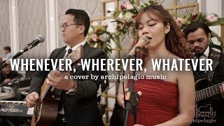 Download Whenever, Wherever, Whatever (Maxwell) - ARCHIPELAGIO MUSIC