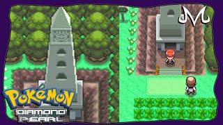 Pokemon Pearl #11 - Lost Tower