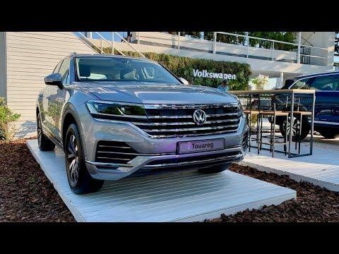 Volkswagen Touareg 2020, El SUV Tope De Gama De La Marca Alemana