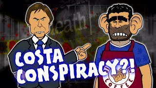 COSTA CONSPIRACY?! Conte tells Costa to LEAVE!