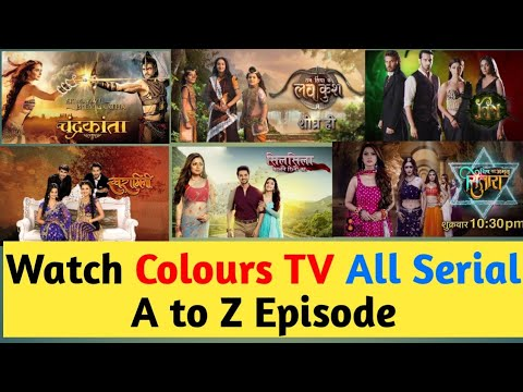 How To Watch Colors TV Serial All Episodes Free