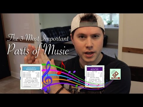 The 3 Most Important Parts of Music