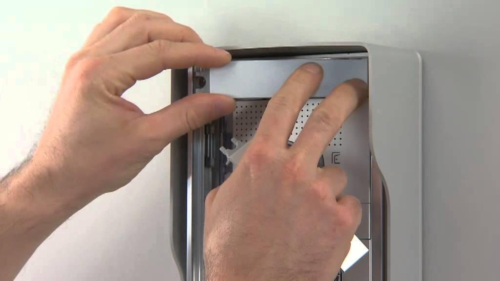 Citofono Esterno Moderno : I migliori tecnici per videocitofono citofono e campanelli a