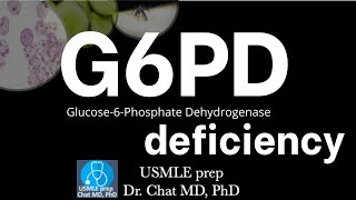 after watching this video you will understand the mechanism of G6PD Deficiency, and also you will id.