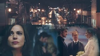 emma & regina || lights will guide you home