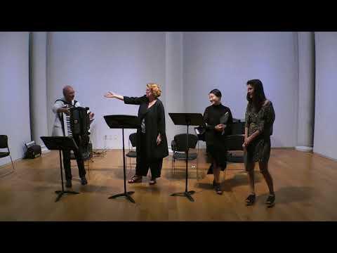 Accordion Seminars 2017 Dr. William Schimmel moderator/curator Concert #3