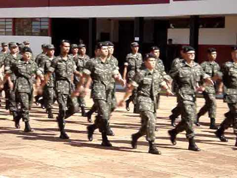17º Regimento de Cavalaria Mecanizada - Incorporação 2009 - YouTube 381e53d8eb2