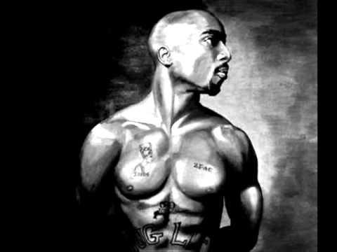 2pac feat. Dramacydal aka The Outlawz - Thug Life ( Version 1) ORIGINAL