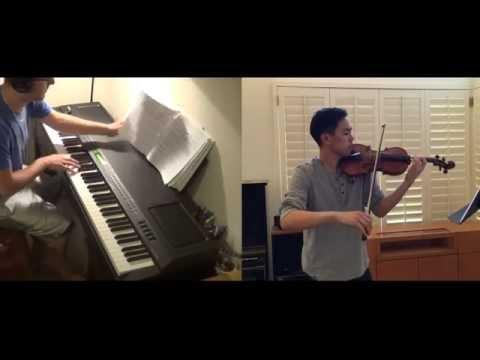 Pokemon Medley - (Violin and Piano duet) - Josh Chiu & Kyle Landry