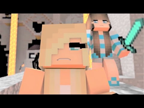 Psycho Girl 1-5 The Complete Minecraft Music Video Series - Minecraft Songs and Minecraft Animation