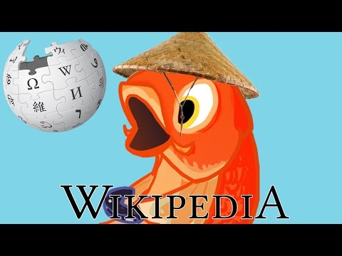 Lost In China! (The Wikipedia Challenge)