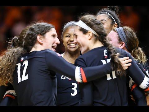 American Volleyball: Houston at Cincinnati